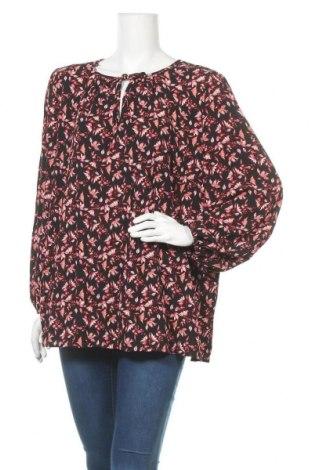 Дамска блуза Mix, Размер XL, Цвят Многоцветен, Полиестер, еластан, Цена 17,85лв.