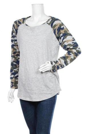 Дамска блуза Mix, Размер XL, Цвят Многоцветен, Памук, полиестер, Цена 18,90лв.