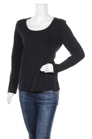 Дамска блуза Mix, Размер XL, Цвят Черен, Памук, Цена 18,95лв.