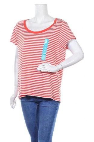 Дамска блуза Mix, Размер XXL, Цвят Червен, Памук, Цена 17,96лв.
