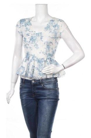 Γυναικεία μπλούζα Motivi, Μέγεθος S, Χρώμα Λευκό, Πολυαμίδη, Τιμή 18,18€
