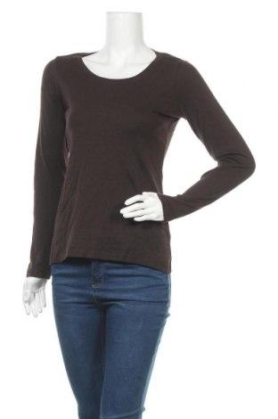 Дамска блуза Ms Mode, Размер M, Цвят Кафяв, Цена 9,45лв.