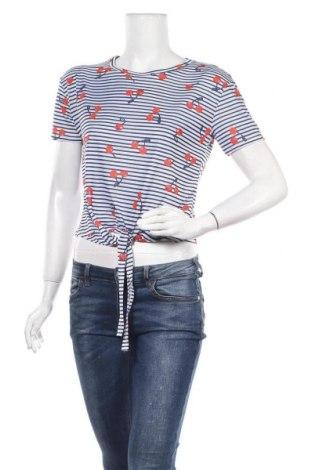 Дамска блуза My Hailys, Размер S, Цвят Син, Цена 14,18лв.