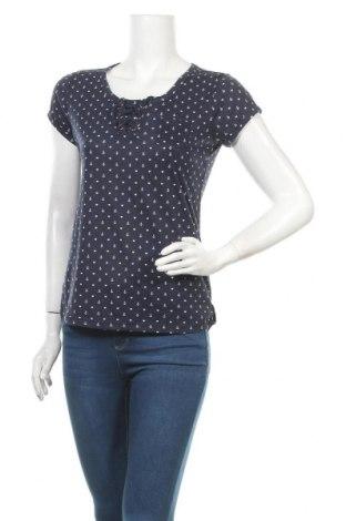 Дамска блуза My Hailys, Размер L, Цвят Син, 60% памук, 40% полиестер, Цена 13,97лв.