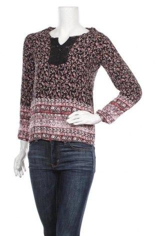 Дамска блуза My Hailys, Размер S, Цвят Многоцветен, Вискоза, Цена 17,85лв.
