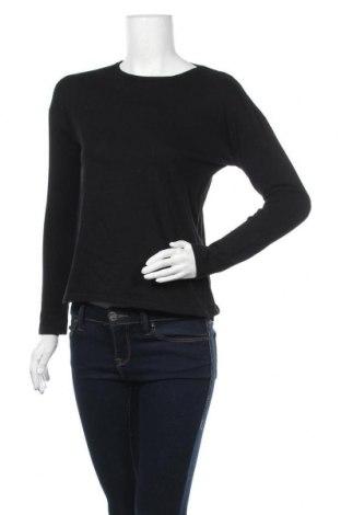 Дамска блуза Na-Kd, Размер XS, Цвят Черен, Памук, Цена 13,65лв.