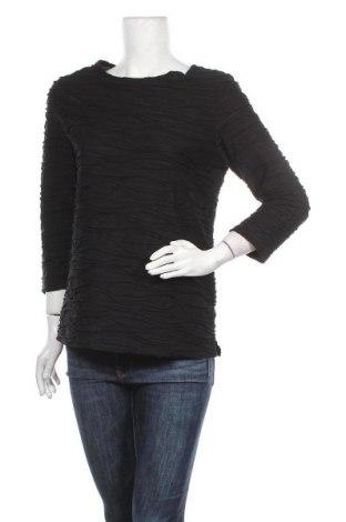 Дамска блуза Navigazione, Размер M, Цвят Черен, 80% памук, 20% полиестер, Цена 15,96лв.