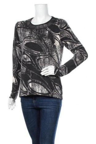 Дамска блуза Navigazione, Размер M, Цвят Черен, 70% вискоза, 25% полиестер, 5% еластан, Цена 20,95лв.