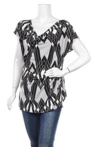 Γυναικεία μπλούζα New York & Company, Μέγεθος XL, Χρώμα Πολύχρωμο, 95% πολυεστέρας, 5% ελαστάνη, Τιμή 8,28€