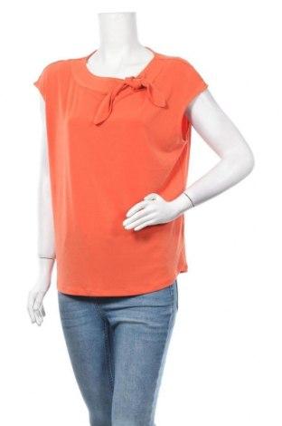 Γυναικεία μπλούζα New York & Company, Μέγεθος XL, Χρώμα Πορτοκαλί, 95% πολυεστέρας, 5% ελαστάνη, Τιμή 10,49€
