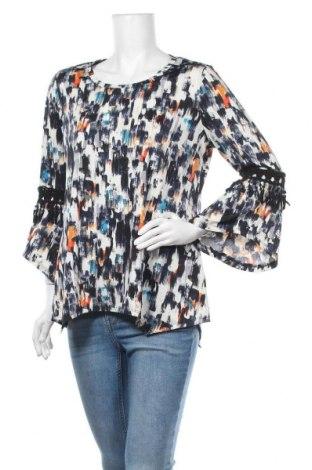 Γυναικεία μπλούζα Ny Collection, Μέγεθος L, Χρώμα Πολύχρωμο, 96% πολυεστέρας, 4% ελαστάνη, Τιμή 9,87€