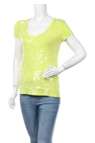 Дамска блуза Page One, Размер M, Цвят Зелен, 95% вискоза, 5% еластан, Цена 12,60лв.