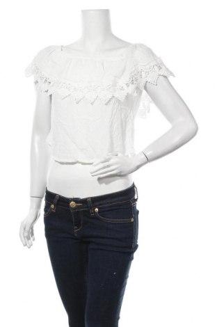 Γυναικεία μπλούζα Papaya, Μέγεθος M, Χρώμα Λευκό, Τιμή 5,36€