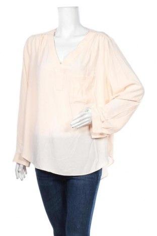 Дамска блуза Papaya, Размер XL, Цвят Розов, Полиестер, Цена 18,95лв.
