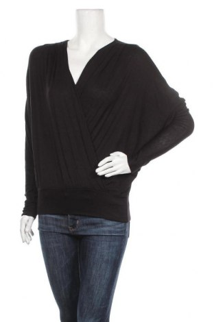 Γυναικεία μπλούζα Papaya, Μέγεθος M, Χρώμα Μαύρο, 95% βισκόζη, 5% ελαστάνη, Τιμή 7,60€