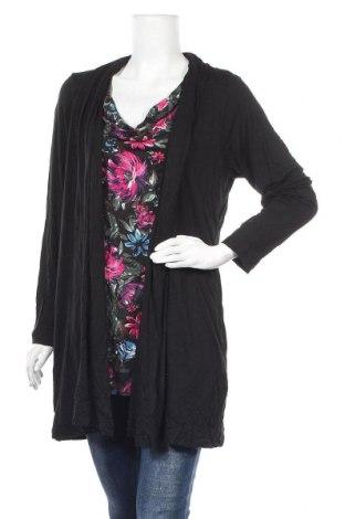Γυναικεία μπλούζα Pescara, Μέγεθος XL, Χρώμα Μαύρο, 96% βισκόζη, 4% ελαστάνη, Τιμή 7,31€