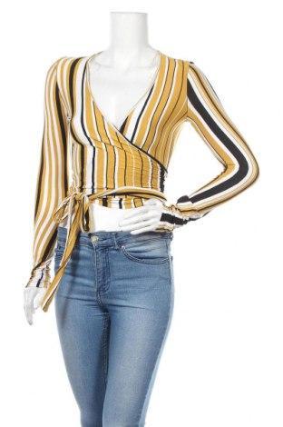 Γυναικεία μπλούζα Polly & Esther, Μέγεθος L, Χρώμα Πολύχρωμο, Τιμή 7,31€