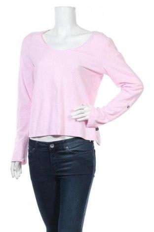 Дамска блуза Q/S by S.Oliver, Размер M, Цвят Розов, 100% памук, Цена 38,08лв.