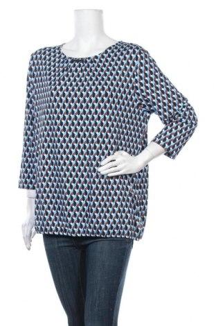 Дамска блуза Rabe, Размер XL, Цвят Многоцветен, 95% вискоза, 5% еластан, Цена 15,96лв.