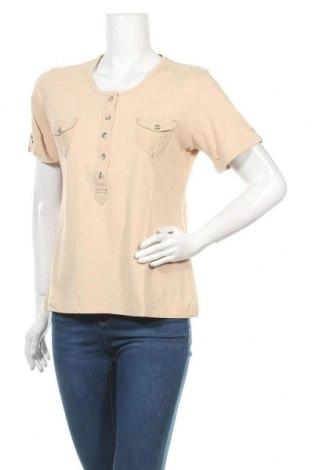 Дамска блуза Rabe, Размер M, Цвят Бежов, 92% вискоза, 8% еластан, Цена 9,61лв.