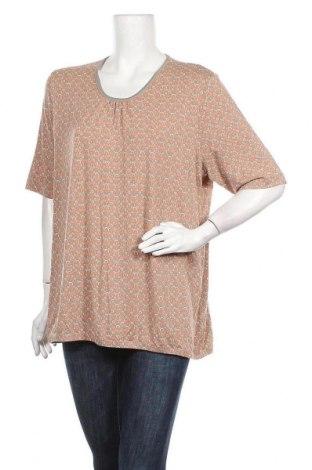 Дамска блуза Rabe, Размер XXL, Цвят Многоцветен, 92% вискоза, 9% еластан, Цена 8,51лв.