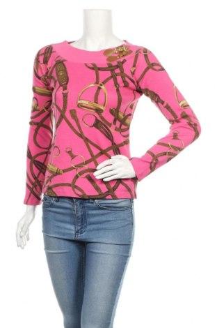 Дамска блуза Ralph Lauren, Размер M, Цвят Многоцветен, Памук, Цена 33,75лв.