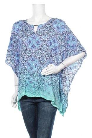 Дамска блуза Rockmans, Размер XL, Цвят Многоцветен, Вискоза, Цена 19,95лв.