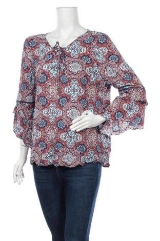 Дамска блуза Rockmans, Размер XL, Цвят Многоцветен, Вискоза, Цена 28,93лв.