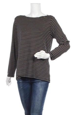Дамска блуза Rockmans, Размер XL, Цвят Черен, Памук, еластан, Цена 18,95лв.