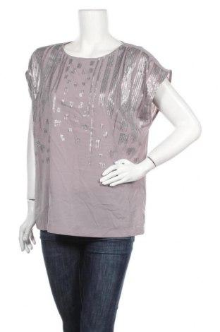 Дамска блуза Rockmans, Размер XXL, Цвят Сив, Полиестер, Цена 17,85лв.