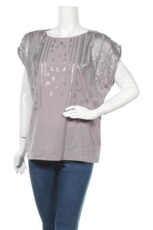Дамска блуза Rockmans, Размер XL, Цвят Сив, Полиестер, Цена 15,96лв.