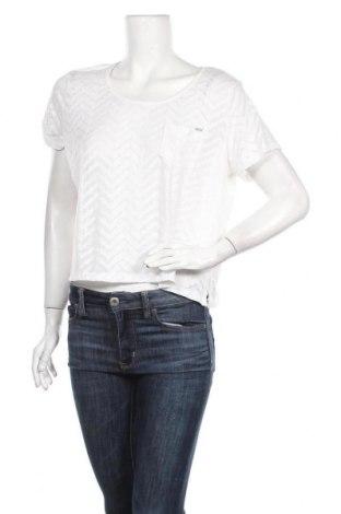 Γυναικεία μπλούζα Roxy, Μέγεθος XL, Χρώμα Λευκό, 50% βαμβάκι, 50% πολυεστέρας, Τιμή 9,94€