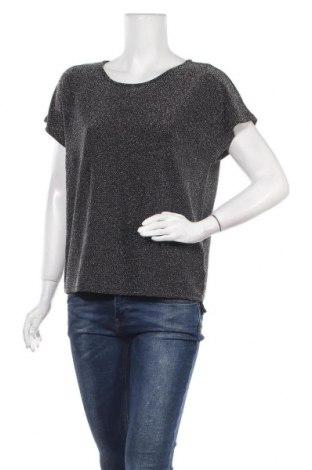 Дамска блуза Sears, Размер S, Цвят Черен, Полиамид, 8% метални нишки, 4% еластан, Цена 15,59лв.