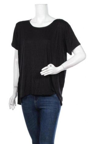 Дамска блуза Seed, Размер XL, Цвят Черен, 95% вискоза, 5% еластан, Цена 7,14лв.