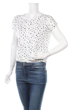 Дамска блуза Seed, Размер M, Цвят Бял, 73% вискоза, 27% полиестер, Цена 17,85лв.