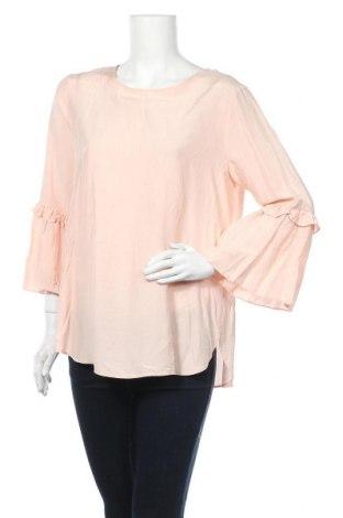 Дамска блуза Seidensticker, Размер M, Цвят Розов, Вискоза, Цена 31,32лв.