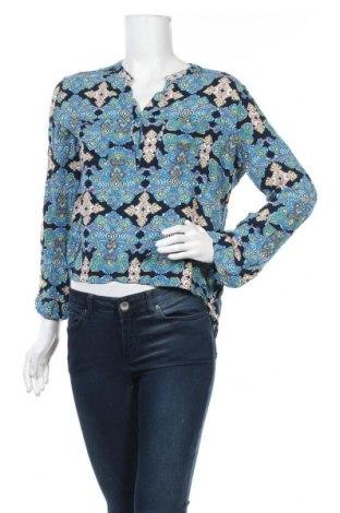Дамска блуза Ses, Размер XL, Цвят Многоцветен, Вискоза, Цена 4,73лв.