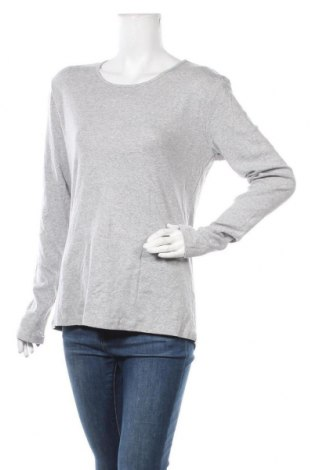 Дамска блуза Soho, Размер XL, Цвят Сив, Памук, Цена 16,07лв.