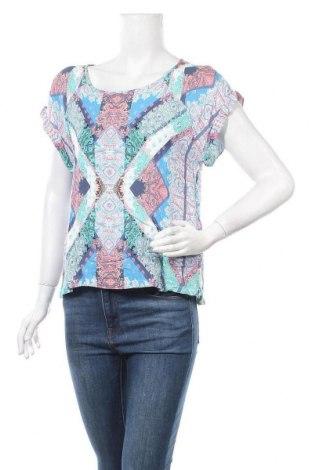Дамска блуза Sportsgirl, Размер XL, Цвят Многоцветен, Вискоза, Цена 15,17лв.