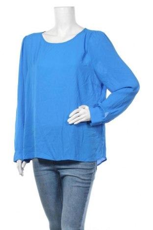 Дамска блуза Sportsgirl, Размер XL, Цвят Син, Полиестер, Цена 18,90лв.