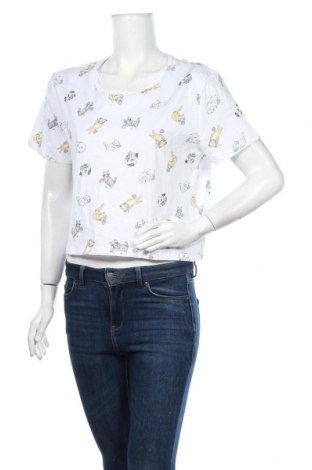 Дамска блуза Sportsgirl, Размер XL, Цвят Бял, Памук, Цена 17,85лв.