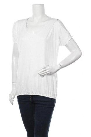 Дамска блуза Street One, Размер M, Цвят Бял, Вискоза, Цена 4,73лв.