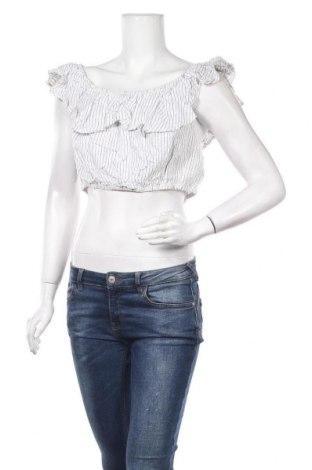 Γυναικεία μπλούζα Supre, Μέγεθος XL, Χρώμα Λευκό, 55% λινό, 45% βισκόζη, Τιμή 3,64€