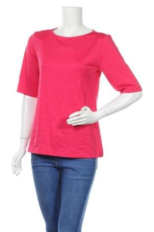 Дамска блуза Susan Graver, Размер S, Цвят Розов, 92% полиестер, 8% еластан, Цена 5,00лв.