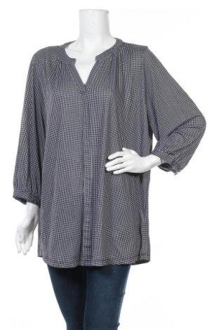 Дамска блуза Suzanne Grae, Размер XXL, Цвят Черен, 96% полиестер, 4% еластан, Цена 36,91лв.