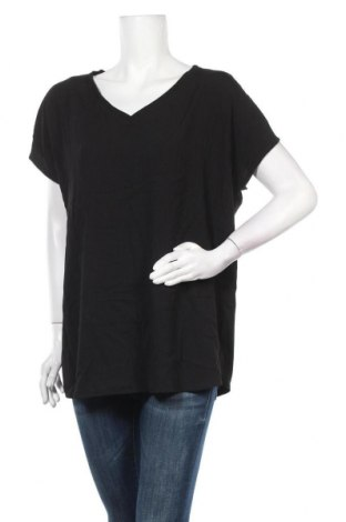 Дамска блуза Suzanne Grae, Размер XXL, Цвят Черен, Полиестер, Цена 17,85лв.