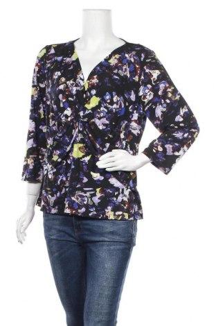 Дамска блуза Suzanne Grae, Размер XL, Цвят Многоцветен, Полиестер, еластан, Цена 18,90лв.