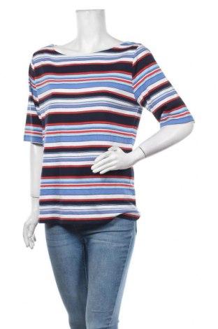 Дамска блуза Suzanne Grae, Размер XL, Цвят Многоцветен, Полиестер, памук, Цена 17,85лв.