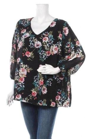Дамска блуза Suzanne Grae, Размер XXL, Цвят Многоцветен, Полиестер, Цена 18,90лв.