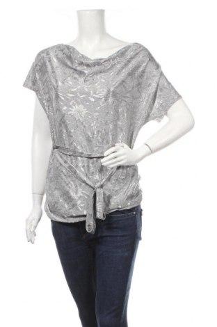 Γυναικεία μπλούζα Suzy Shier, Μέγεθος L, Χρώμα Γκρί, 95% πολυεστέρας, 5% ελαστάνη, Τιμή 4,32€